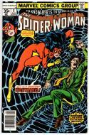 SPIDER-WOMAN #5, VF, Morgan le Fay, 1978, Carmine Infantino