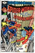 SPIDER-WOMAN #20 VF/NM, Spider-Man, 1978 1979, Tangled Webs