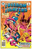 FREEDOM FIGHTERS #6, VF+, End of the World, 1976 1977, Uncle Sam, Ray, Earth Dies