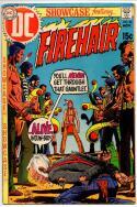 SHOWCASE #86, FN, Joe Kubert, FireHair, 1969 more Silver age in store