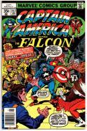 CAPTAIN AMERICA #217, FN, Marvel Man aka Quasar, 1968 1978, more CA in store