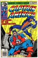 CAPTAIN AMERICA #228, VF+, Constrictor, 1968 1978, more CA in store