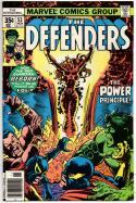 DEFENDERS #53, NM-, Hulk, Sub-Mariner, HellCat, 1972 1977, Marvel