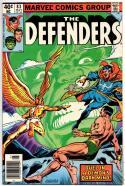 DEFENDERS #83, NM-, Dr Strange Sub-Mariner, 1972 1980, Marvel