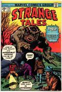 STRANGE TALES #175, VF, Torr Beast Man, 1951 1974, more Horror in store