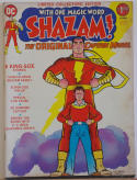 LIMITED COLLECTOR'S EDITION C-21, SHAZAM, VG/FN, Treasury Sized, 1973, Capt Marv