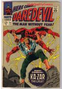 DAREDEVIL #24, VG, Gene Colan, Ka-Zar, Stan Lee, 1964, more DD in store