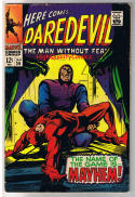 DAREDEVIL #36, FN-, Gene Colan, Fantastic Four, 1964, more DD in store