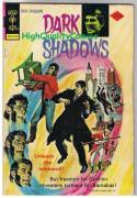DARK SHADOWS #27, FN+, Barnabas, Vampire, Gold Key,1969, more Horror in store