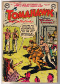 TOMAHAWK #19, Indians, Lafayette, Western, 1950, GD