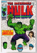 HULK #116, VF, Bruce Banner, Leader, Trimpe, Radiation, more Hulk in store