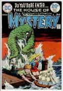 HOUSE of MYSTERY #223, VF, Demon, Horror, Monsters, more in store