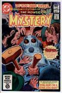 HOUSE of MYSTERY #298, NM-, Vampire, Alien, Horror, Robot, more in store