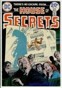 HOUSE of SECRETS #118, VF+, Nasty Little Man, Horror, more in store