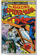 AMAZING SPIDER-MAN #189, FN+, John Byrne, Jim Mooney, 1963, more ASM in store
