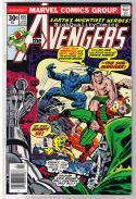 AVENGERS #155, NM-, Iron Man, Wonder, Captain America,1963, more in store