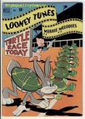 LOONEY TUNES #109, FN, Bugs Bunny,1950, Porky Pig, Elmer Fudd, Sylvester