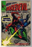 DAREDEVIL #35, FN-, Gene Colan, Beetle, Stan Lee, 1964, more in store