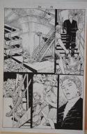 IGOR KORDEY / SCOTT HANNA original art, X-TREME X-MEN #30 pg 13, 11