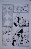 PAUL GULACY, CHARLES YOAKUM original art, TUROK TIMEWALKER #2 pg 23, 11x 17,1997