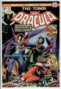 TOMB of DRACULA #29, VF/NM, Vampire, Blood, Marv Wolfman, 1972, Tom Palmer