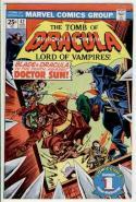TOMB of DRACULA #42, FN+, Vampire, Blade, Marv Wolfman, 1972, Tom Palmer