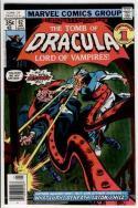 TOMB of DRACULA #62, VF+, Vampire, Undead, Marv Wolfman,1972, Tom Palmer