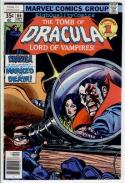 TOMB of DRACULA #66, FN/VF+, Vampire, Undead, Wolfman, 1972, more TOD in store