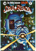 STAR REACH #12, NM-, Frank Brunner, Underground, 1978, 1st, more UG in store