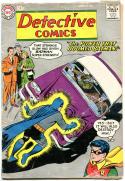 DETECTIVE COMICS #268, GD, Bob Kane, Caped Crusader, 1937 1958, more in store