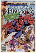 Amazing SPIDER-MAN #186, VF/NM, Chameleon, Marv Wolfman, 1963, Keith Pollard