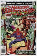 SPIDER-MAN #166, VF+, Lizard, Stegron, Amazing, 1963, Ross Andru, Len Wein