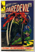 DAREDEVIL #32, VF, Gene Colan, Cobra, Stan Lee, 1964, more DD in store