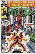 Amazing SPIDER-MAN #208, VF+, Fusion, John Romita, 1963, Al Milgrom