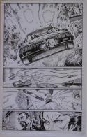 TIM VIGIL / TIM TYLER Original art on vellum, Horror, 11x17, more art in store