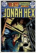 WEIRD WESTERN Tales #18, Jonah Hex, Hoax ,1972, FN/VF