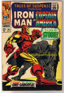 TALES of SUSPENSE #95, FN, Iron Man, Captain America, 1959, more in store