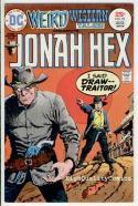 WEIRD WESTERN Tales #29, Jonah Hex, Origin,1972, VF
