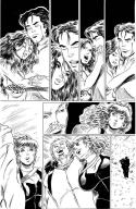 ROB DURHAM original CAVEWOMAN published art, The Hunt #2, Pg 23, 11
