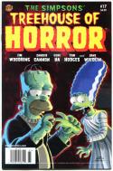 SIMPSONS TREEHOUSE OF HORROR #17, NM, Frankenstein, 2011, Homer, Bart, Bongo