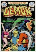 DEMON #16, VF+, Jack Kirby, 1974, Evil Sorceress, Immortal, more JK in store