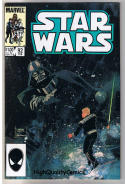 STAR WARS #92, VF/NM, Luke Skywalker, Darth Vader, 1977, more SW in store