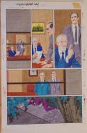 GRAY MORROW original art, DREAMWALKER #1 pg 32,13x20, 1989, more art in store