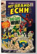 NOT BRAND ECHH #4, FN+, X-men, Magneto, Daredevil,  1967, more in store