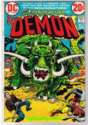 DEMON #3, FN+, Jack Kirby, 4th World, Reincarnators, 1972, more in store