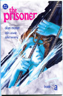 PRISONER #1 2 3 4, NM-, Dean Motter, 1988, 4 issues, A B C D, I am not a Number