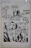 PAUL GULACY / RANDY EMBERLIN original art, STAR WARS CRIMSON EMPIRE II #1 pg 15