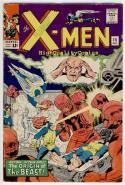 X-MEN #15, FN/VF, Beast Origin, Sentinels, Movie, Jack Kirby, 1963