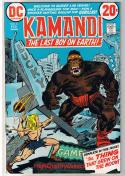 KAMANDI #3, VF/NM, Jack Kirby, Moon Thing, 1972, more in store