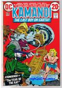 KAMANDI #2, VF/NM, Jack Kirby, Year of the Rat, 1972, more in store